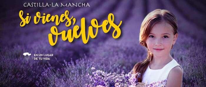 Presentada la campaña de turismo 'Castilla-La Mancha, si vienes vuelves' que estará presente en más de 600 salas de cine del país