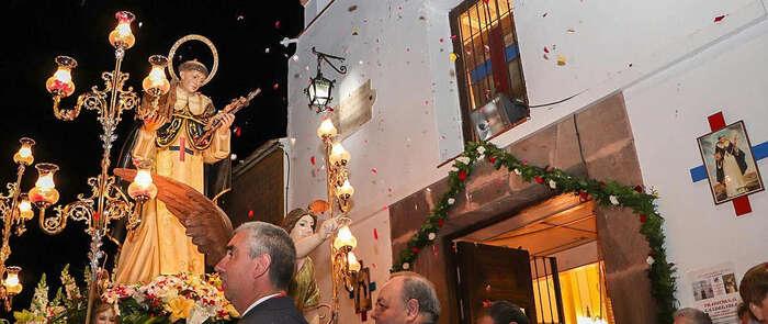 Los vecinos de Almodóvar honran a San Juan Bautista de la Concepción cuando se cumple el II Centenario de su beatificación