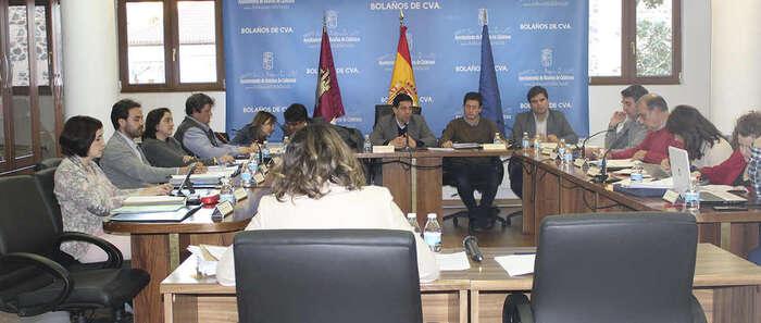 El ayuntamiento de Bolaños aprueba una moción de urgencia para implantar la formación profesional básica específica en el instituto de secundaria local