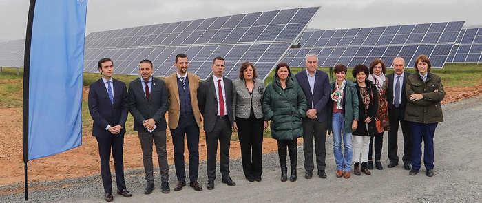 La planta fotovoltaica de Naturgy contribuye a crear nuevas dotaciones en Almodóvar