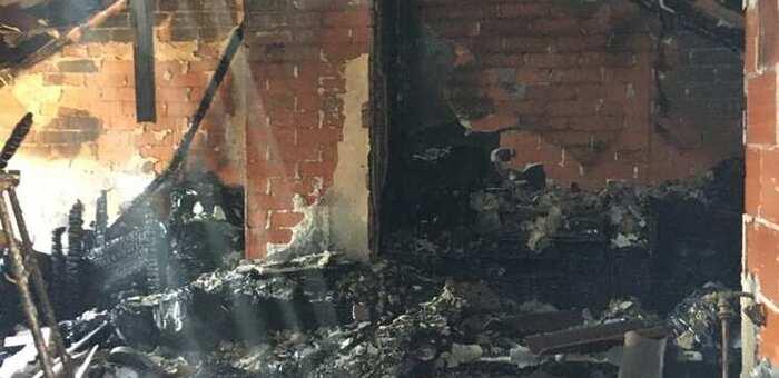 Sofocado un incendio en una vivienda de Campo de Criptana
