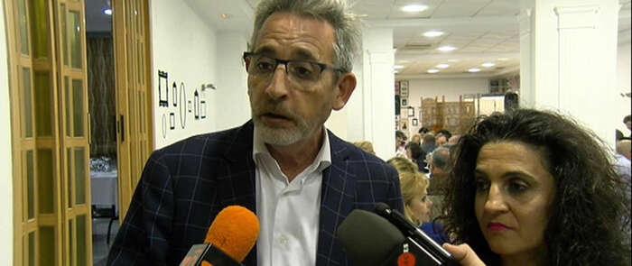 """El alcalde destaca que Valdepeñas """"la hace el sector asociativo de la localidad"""""""