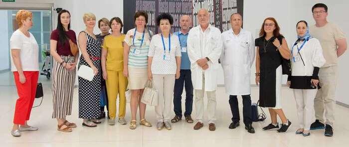 El modelo sanitario de Castilla-La Mancha, referente para la sanidad de la Federación de Rusia
