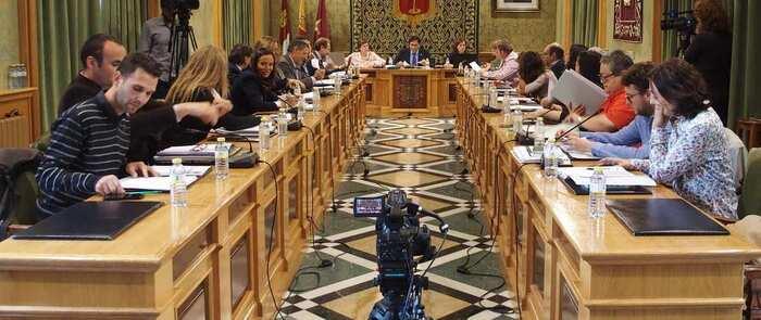 El Pleno de Cuenca aprueba la modificación de un préstamo para la construcción de la conserjería del IES Alfonso VIII