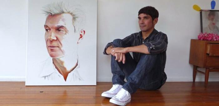 imagen de OBJETIVO ARTE con Manchacómic y Diego Gravinese