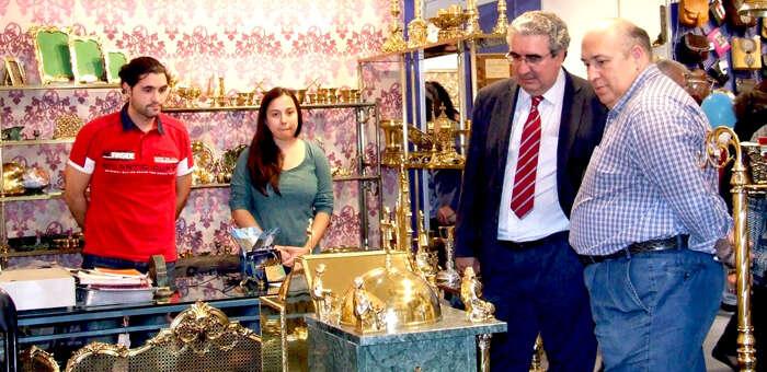 Imagen: La artesanía tendrá un papel destacado en el I Centenario de la RABACHT
