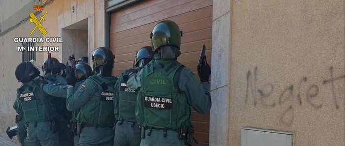 Detienen a 11 personas e investigan a otras 2 más por robos en Alcázar de San Juan y Daimiel