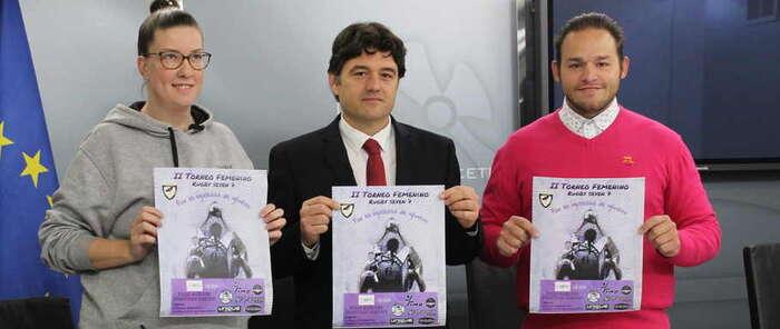 El Ayuntamiento de Albacete colabora en la organización del II Torneo Femenino de Rugby