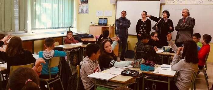"""El Gobierno de Castilla-La Mancha ensalza el trabajo del CEIP Río Henares de Guadalajara por favorecer """"la igualdad y la tolerancia"""" en sus aulas"""