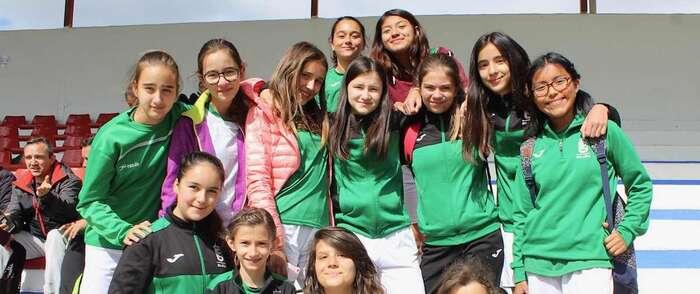 Más de 30 equipos alevín e infantil de fútbol 7 y 11 de la región disfrutaron en Alcázar de San Juan del Torneo Interescuelas