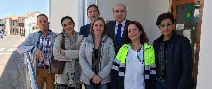 En Santa Cruz de Mudela los profesionales de Atención Primaria organizan la conmemoración del 25 aniversario del centro de salud