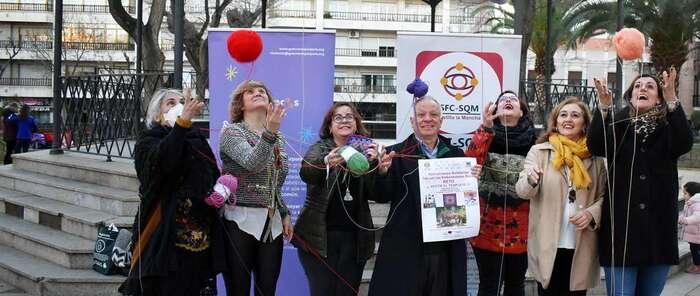 El Templete del Prado de Ciudad Real se tejerá de solidaridad para visibilizar enfermedades poco frecuentes