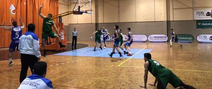 El Club Baloncesto Lineal Ciudad Real consiguió su segunda victoria consecutiva