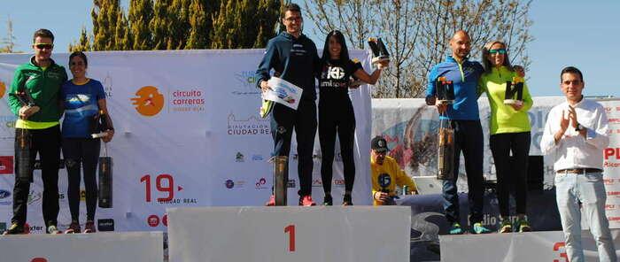 El teniente de alcalde de Deportes y Juventud de Valdepeñas anuncia que se estudiará homologar la Media Maratón de Valdepeñas a nivel nacional