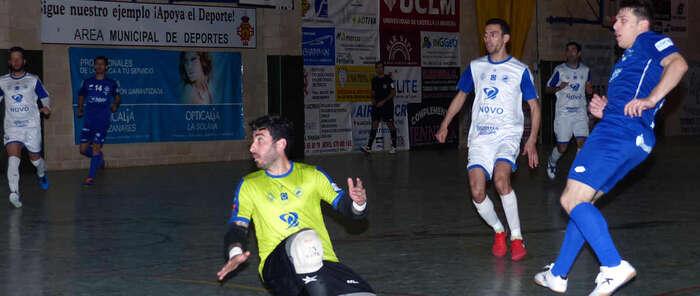 Previa Fútbol Sala: Bisontes Castellón vs Manzanares FS