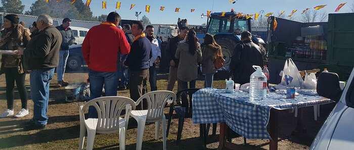 Más de 5.000 romeros se dan cita en San Blas este fin de semana en Moral de Calatrava