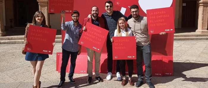 """Blanca Fernández, número 2 del PSOE al Congreso por Ciudad Real: """"Pedro Sánchez ha demostrado tener un proyecto para zonas rurales como el Campo de Montiel"""""""