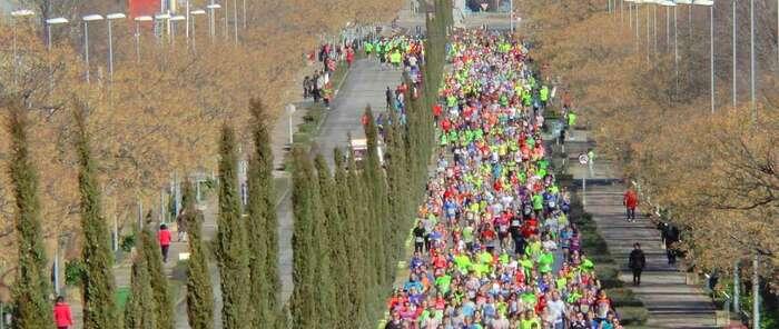 Abierto hasta el 11 de febrero el plazo de inscripción de la XXIV Media Maratón de Valdepeñas