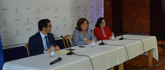 El Gobierno de Castilla-La Mancha apoya la construcción de la hospedería 'La Almazara' en Viso del Marqués, financiando el 80% del coste de la obra