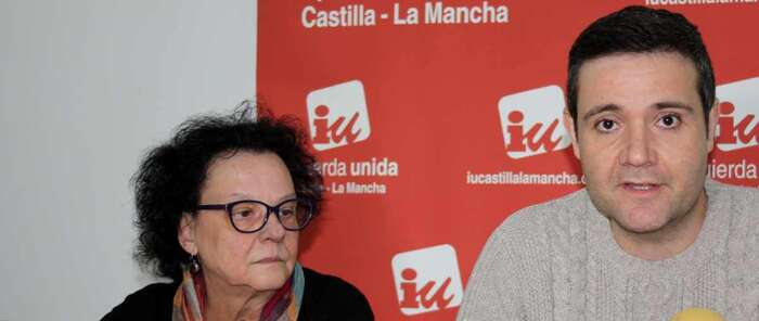 Izquierda Unida avala la 'capacidad y experiencia' de Bernardo Peinado como candidato a la alcaldía de La Solana