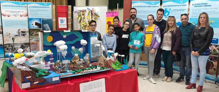 El colegio La Paz de Azuqueca de Henares ha celebrado la Semana del Agua