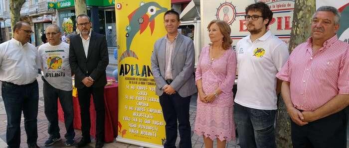La Diputación de Albacete muestra su apoyo a la lucha contra la ELA