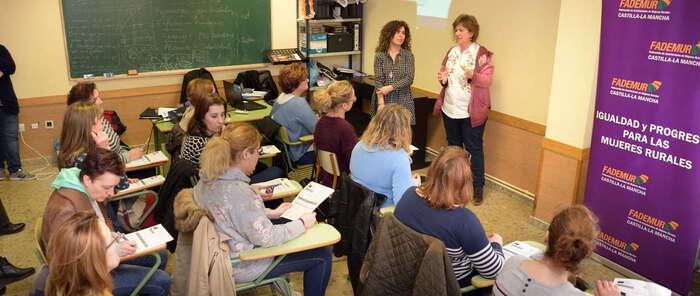 Veinte mujeres se forman en el Curso de Turismo Rural para Emprendedoras