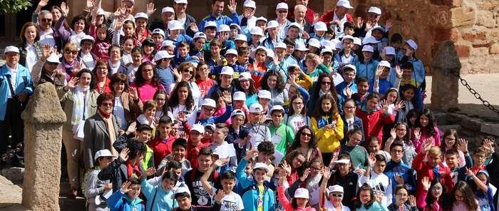 150 peregrinos completaron el IX 'Caminillo de Santiago' de La Solana