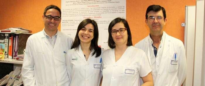La Sociedad Española de Cardiología acredita que los pacientes del Hospital Mancha Centro reciben una atención sanitaria de calidad