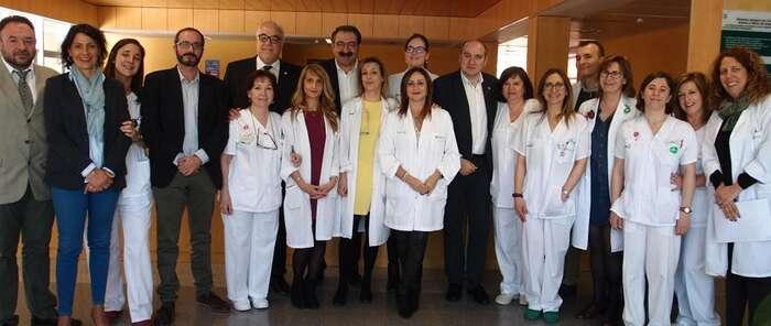 El Gobierno de Castilla-La Mancha ampliará este verano el Hospital de Día Oncohematológico del Virgen de Altagracia en Manzanares