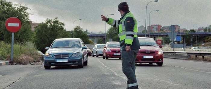 Velocidad, alcohol-drogas, cinturón y distracciones siguen siendo las infracciones más frecuentes en vías convencionales