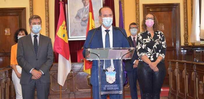 Desde el Ayuntamiento de Guadalajara se asegura que vigilarán el cumplimiento de las medidas decretadas por Sanidad y actuarán ante las posibles infracciones