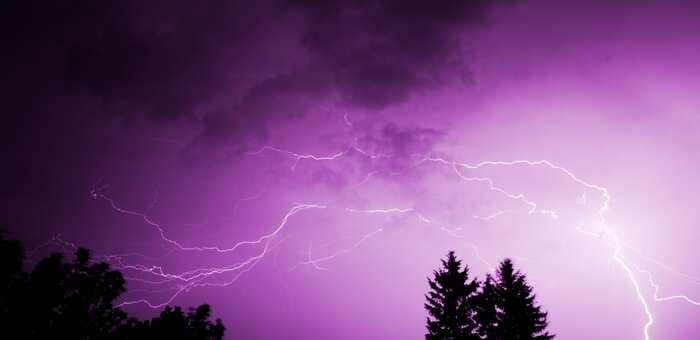 Qué hacer ante una tormenta eléctrica