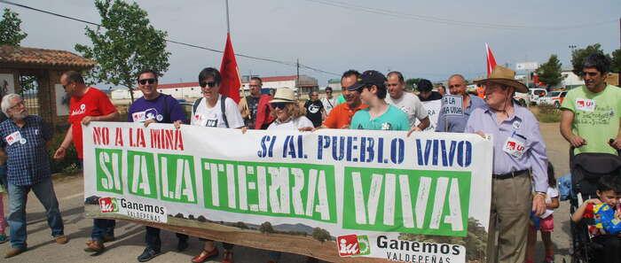 IU-GANEMOS reitera su rechazo a la minería extractiva  de Tierras Raras