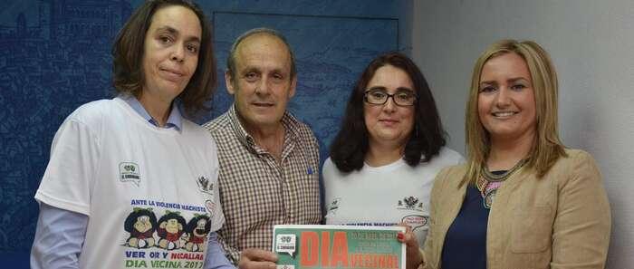 El XV Día Vecinal entregará el 'Premio Dulce' a Milagros Tolón como presidenta del Consejo Local de la Mujer