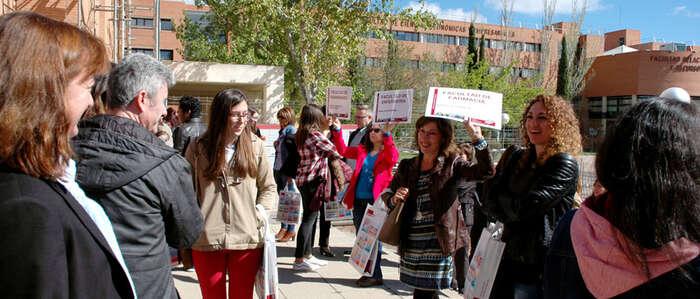 La UCLM celebra una nueva jornada de puertas abiertas para preuniversitarios y padres el 2 de abril