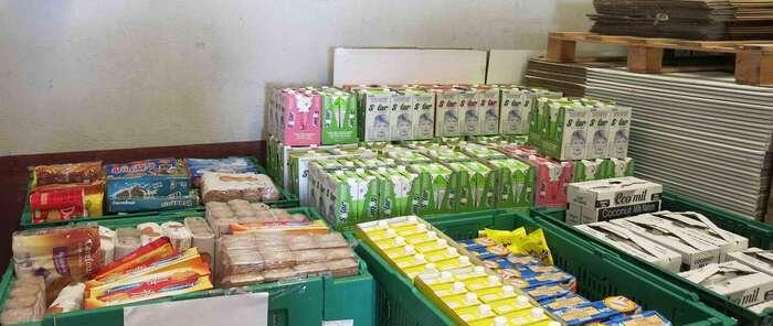 El Banco de Alimentos de Ciudad Real va a donar todos los comestibles necesarios para el campamento de verano organizado por las Monjas de la Inmaculada