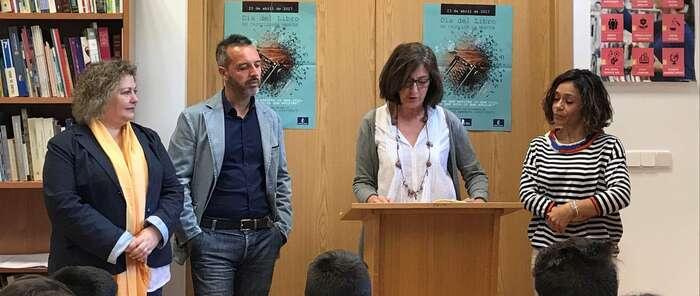 Más de 300 escolares participan en la Semana del Libro organizada por las agentes de igualdad de la Diputación