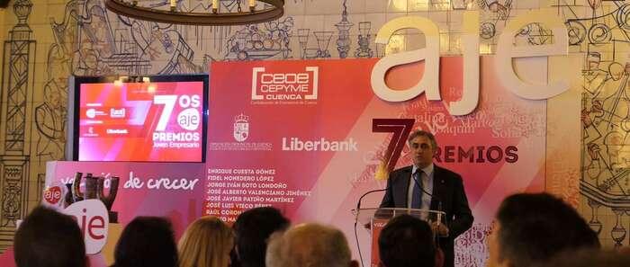 Mariscal desgrana ante la ciudad los proyectos que revitalizarán la cultura y la economía de Cuenca