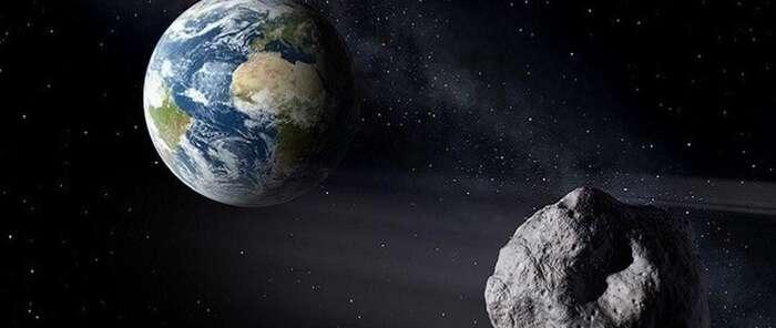 Un gran asteroide pasará cerca de la Tierra esta noche