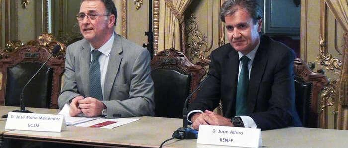La UCLM reunió en Madrid a 70 expertos para debatir sobre la alta velocidad española