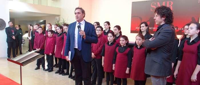 Ángel Mariscal destaca la aportación de la Semana de Música Religiosa de Cuenca al patrimonio musical español