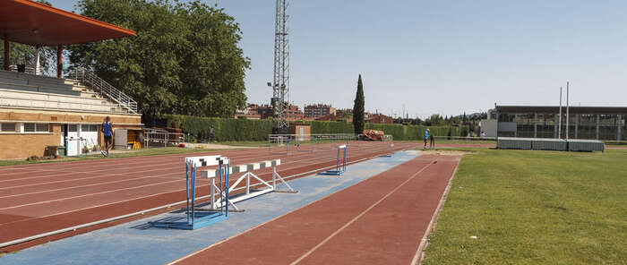 El Ayuntamiento de Guadalajara incrementará los vestuarios de las pistas de atletismo y mejorará la eficiencia de las instalaciones