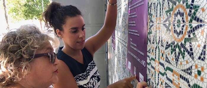 El Consistorio de Toledo pone en marcha en la Feria, por segundo año, la campaña 'Por unas fiestas sin agresiones sexuales'