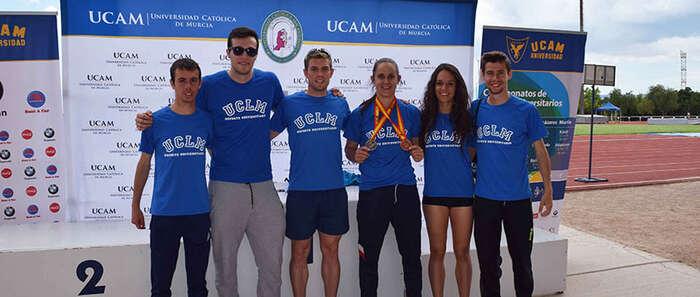 La UCLM participa este fin de semana en los Campeonatos Españoles Universitarios de atletismo y ajedrez