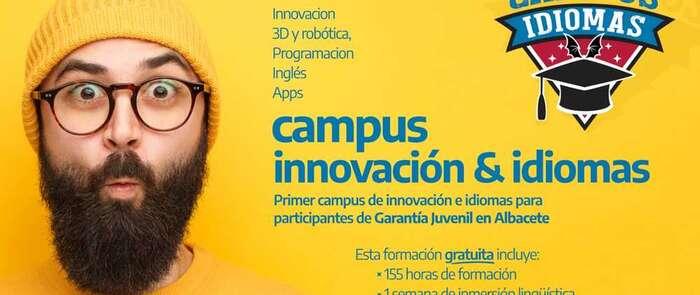 ADECA formará a 45 jóvenes de Castilla-La Mancha en Innovación e Idiomas a través de un convenio con la JCCM