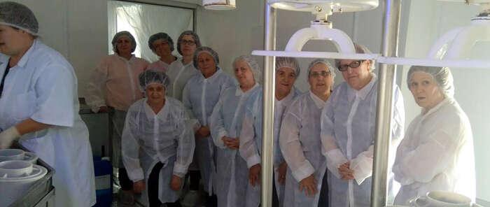 AMFAR forma a las mujeres en la elaboración de Queso Manchego