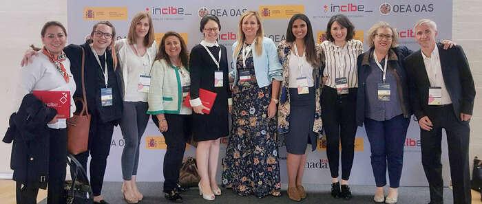 AMFAR participa en el I Foro Internacional de Género y Ciberseguridad organizado por el Incibe