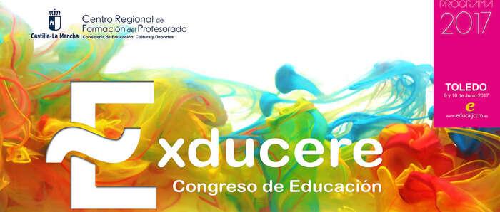 Cerca de 600 docentes se darán cita en Toledo en el Congreso de Educación 'Exducere' que organiza el Gobierno regional