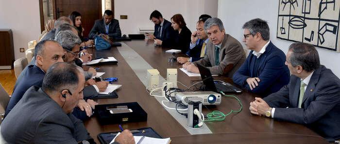 El Ayuntamiento de Toledo colabora con el Gobierno de Jordania en un programa de cooperación sobre participación y transparencia